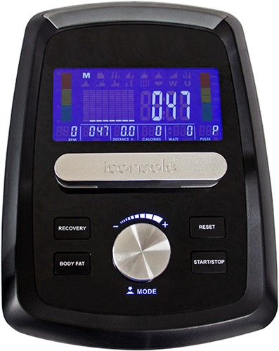 VirtuFit iconsole total fit LCD