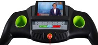 VirtuFit Loopband Console inclusief tablethouder