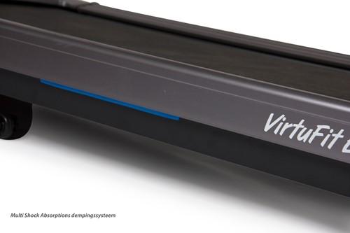 VirtuFit TR-500i Loopband dempingssysteem