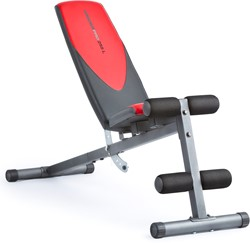 Weider Pro 255 L Utility Bench - Trainingsbank