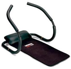 Weider Crunch Trainer Met Fitness DVD