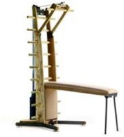 WeightWorkx Homegym club met echt leer-3