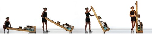Waterrower natural oak 5