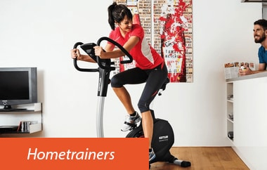 Fitnessapparaat- Home - Categorie Hometrainer