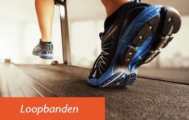 Fitnessapparaat - Home - Categorie Loopbanden
