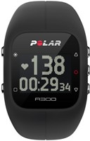 Polar A300 HR Sportwatch Black
