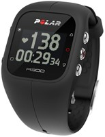 Polar A300 HR Sportwatch Black-1