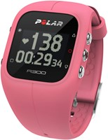 Polar A300 HR Sportwatch Pink-1