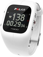 Polar A300 HR Sportwatch White-1