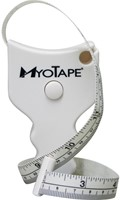 Accu-Measure Fitness Myotape Body Mass Tape Measure
