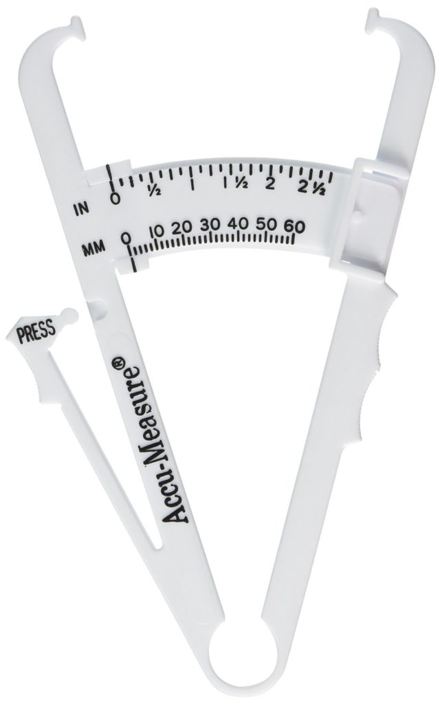 Afbeelding van Accu-Measure Fitness 3000 Professionele Body Fat Caliper