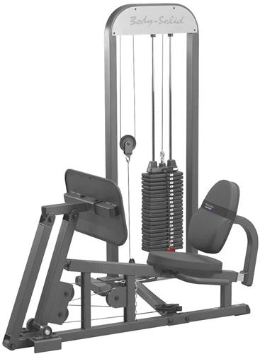 Body-Solid Leg & Calf Press Machine