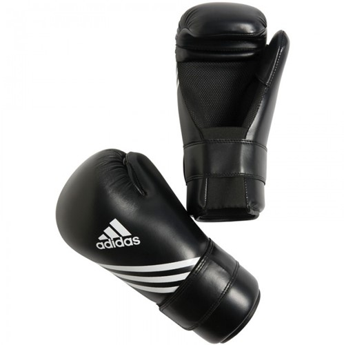 Adidas Semi Contact Gloves Zwart