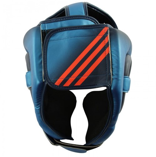 Adidas Speed Training Hoofdbeschermer Blauw-2