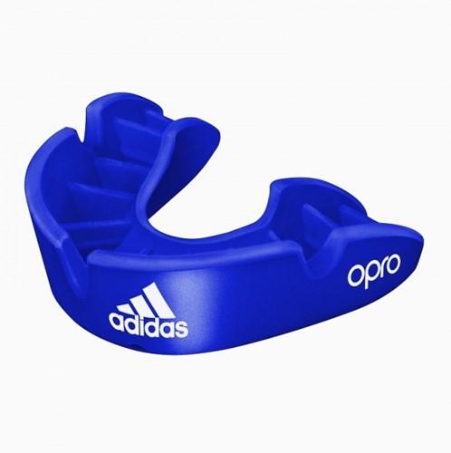 Adidas Gebitsbeschermer Opro Gen4 - Bronze Edition - Blauw
