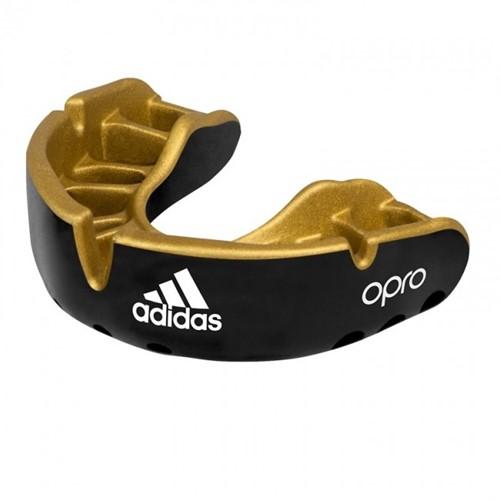 Adidas Gebitsbeschermer Opro Gen4 - Gold Edition - Goud/Zwart