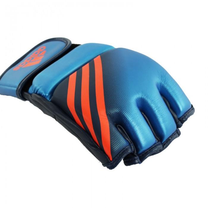 Adidas Speed MMA Handschoenen Blauw S