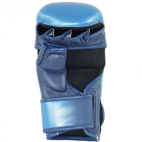 Adidas Training Grappling Handschoenen Blauw-3
