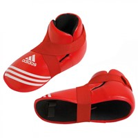 Adidas Super Safety Kicks Pro Voetbeschermers - Rood-1