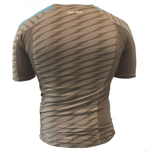 Adidas Ultimate Athlete Rashguard Korte Mouw