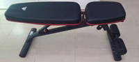 Adidas Utility Bench Trainingsbank / Fitnessbank