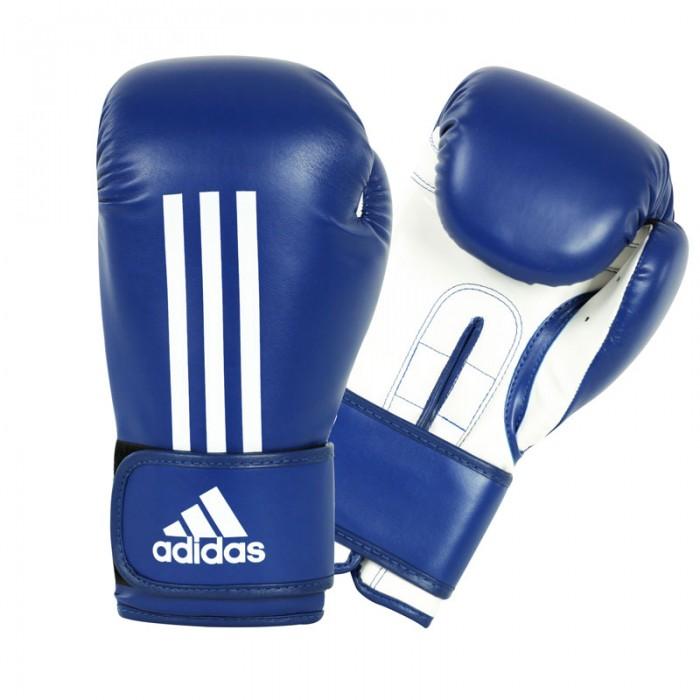 Adidas Energy 100 (Kick)Bokshandschoenen Blauw-Wit_14 oz