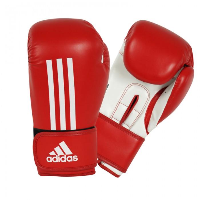 Adidas Energy 100 (Kick)Bokshandschoenen Rood-Wit_12 oz