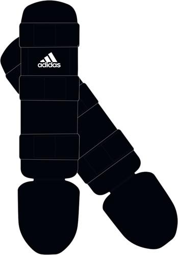 Adidas Scheenbeschermer Good - Zwart/Wit
