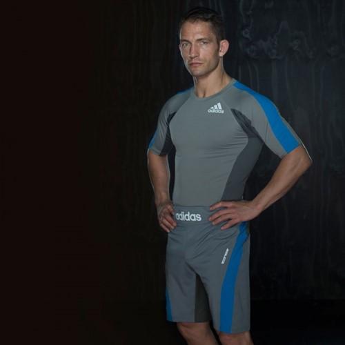 Adidas Fluid Technique MMA Training Short-3