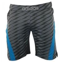 Adidas Ultimate Athlete MMA Short Grijs Beluga-1