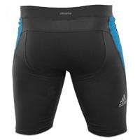Adidas Training Short Closefit Beluga Zwart-2