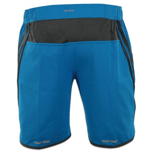 Adidas Transition MMA Short Blauw Beluga-2
