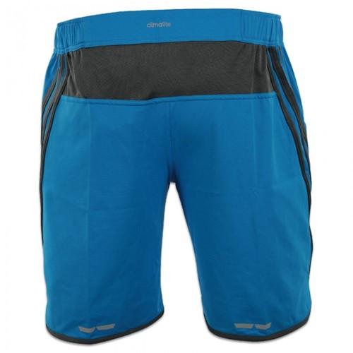 Adidas Transition MMA Short Blauw Beluga