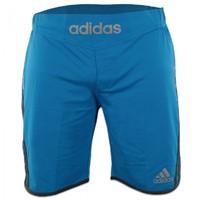 Adidas Transition MMA Short Blauw Beluga-1