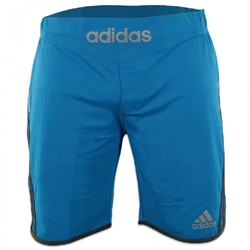 Adidas Transition MMA Short Blauw Beluga