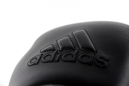 Adidas Power 300 (Kick)Bokshandschoenen Zwart-Rood-2