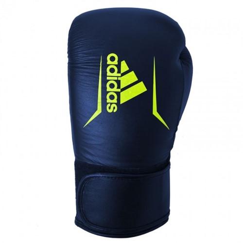 Adidas Speed 175 Bokshandschoenen Blauw/geel