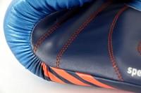 Adidas Speed 200 (Kick)Bokshandschoenen Blauw-2
