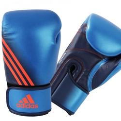 Adidas Speed 200 (Kick)Bokshandschoenen Blauw