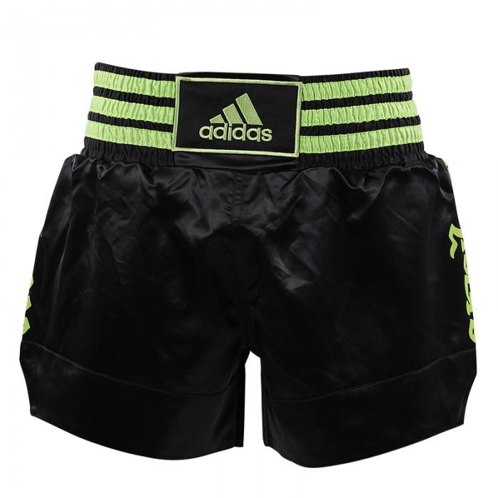 Adidas Thaiboks Short Original Zwart Groen L