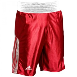 Adidas Amateur Boxing Short Rood Wit