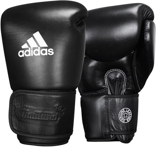 Adidas Muay Thai TP300 (Kick)Bokshandschoenen - Zwart