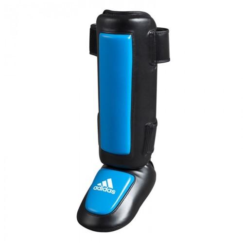 Adidas Pro Style Scheenbeschermer Zwart Blauw