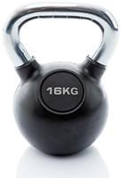 Kettlebell 16 kg rubber