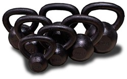 Body-Solid Premium Kettlebells Iron - 20 kg