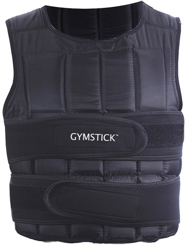 Gymstick Verstelbaar Gewichtsvest - 1 - 20 kg