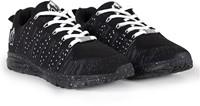 Gorilla Wear Brooklyn Knitted Sneakers (unisex) - Black/White-2