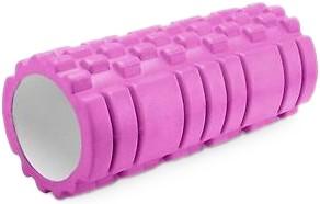 VirtuFit Grid Foam Roller 33 cm Roze