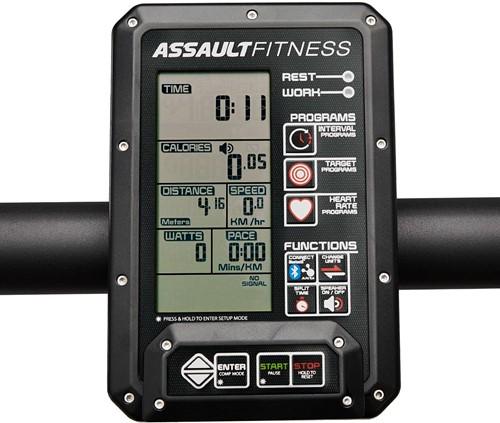 Assault Fitness Air Runner Loopband - Gratis montage-2