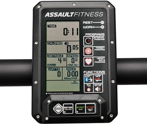 Assault Fitness Air Runner Loopband - Gratis montage